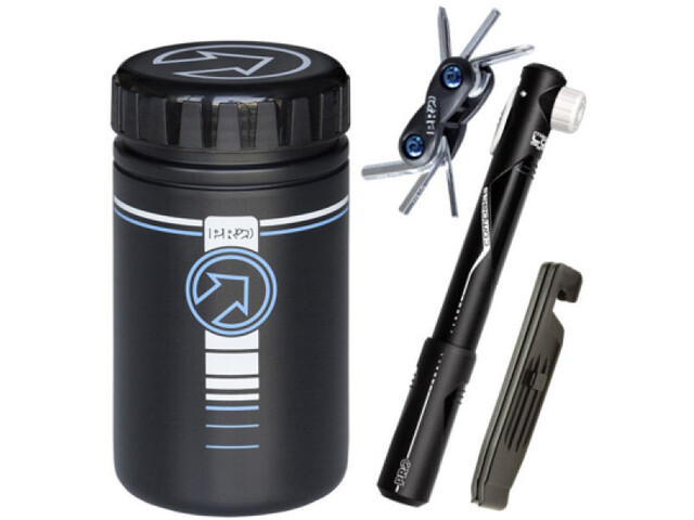 PRO Combi-Pack Tool Bottle incl. Pomp-/Bandenlichters/Minitool